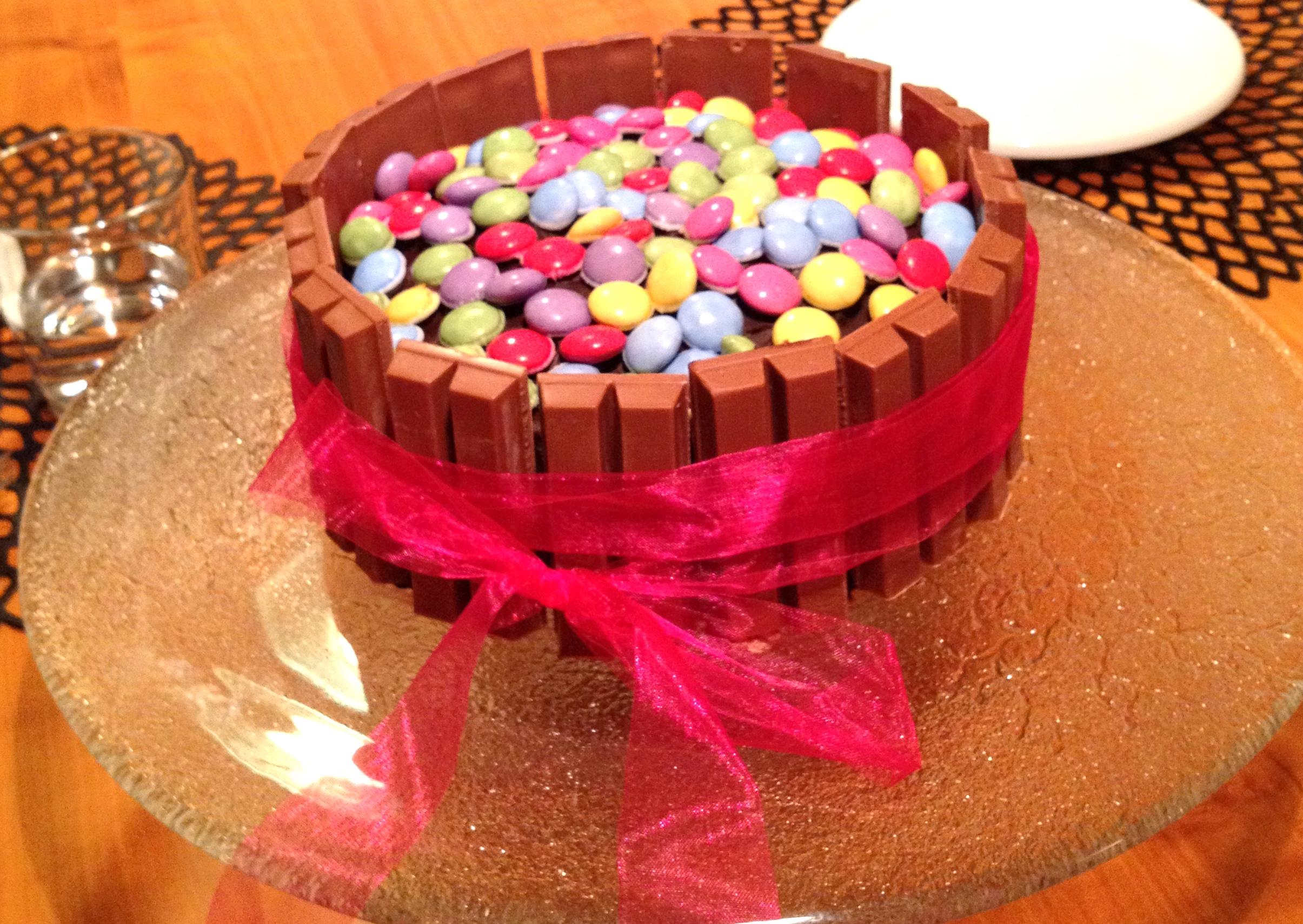 Schoko kuchen dekorieren appetitlich foto blog f r sie - Kuchen dekorieren ...